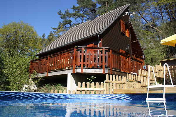 Holiday home in Lanobre
