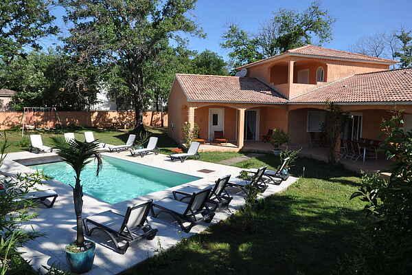 Villa i San-Nicolao