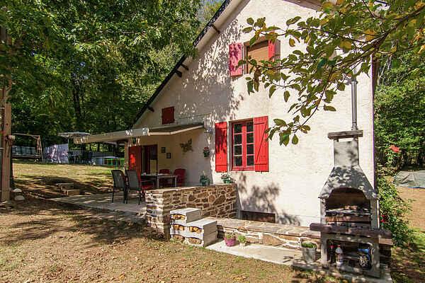 Sommerhus i Savignac-Lédrier