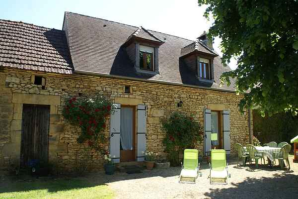 Sommerhus i Prats-de-Carlux