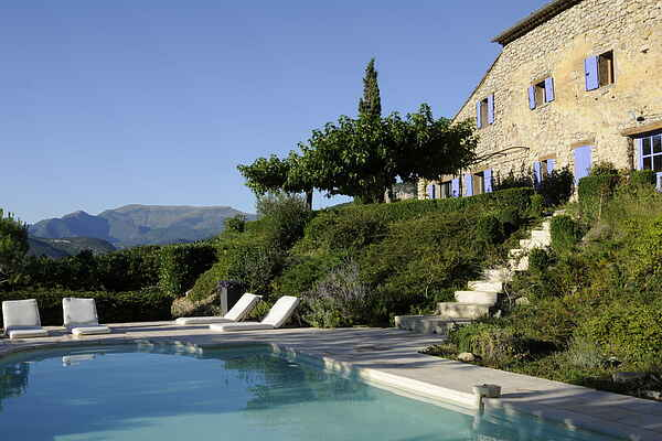 Villa i Montaulieu