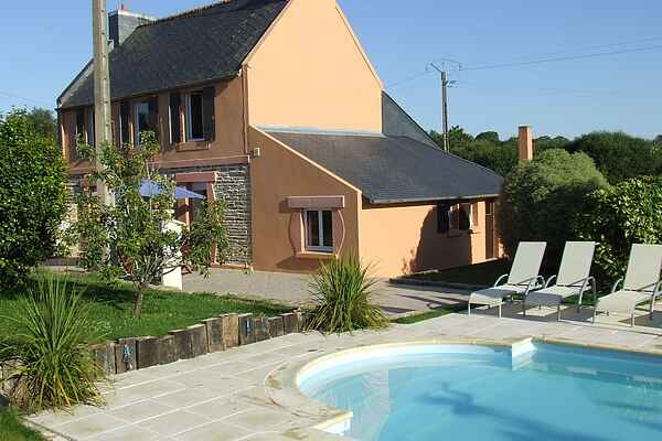 Sommerhus i Concarneau