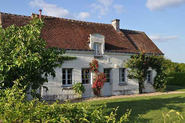 Sommerhus i Chambourg-sur-Indre