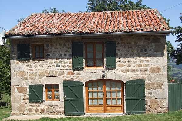Sommerhus i Sauvain