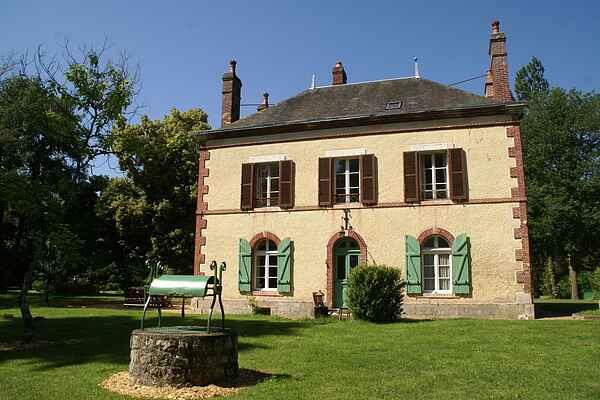 Ferienhaus in Châtillon-sur-Loire