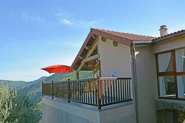 Villa in Saint-André-Capcèze