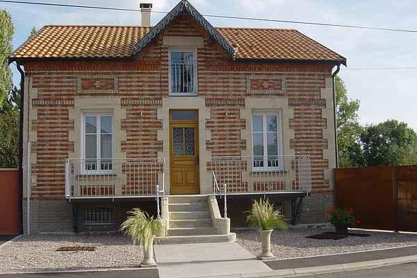 Casa vacanze in Gondrecourt-le-Château