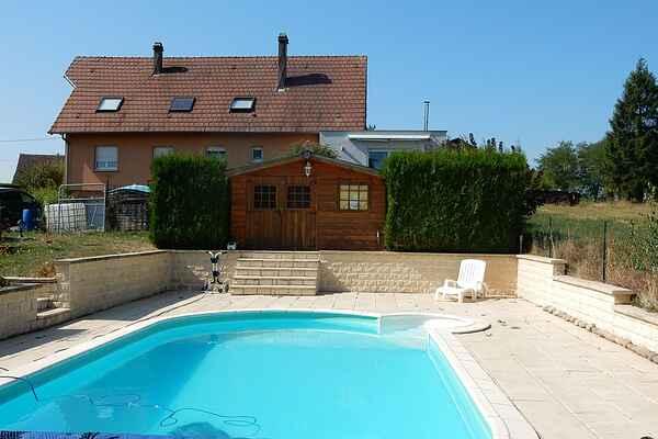 Sommerhus i Phalsbourg