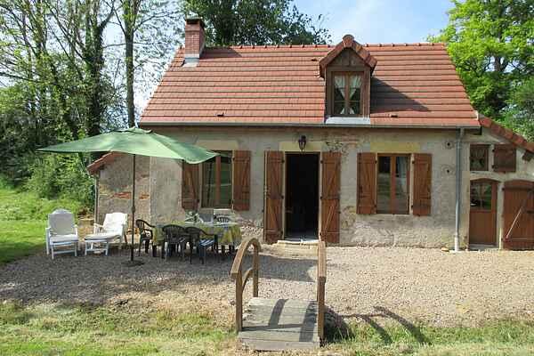 Sommerhus i Moulins-Engilbert