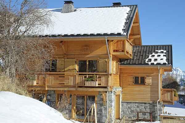 Sommerhus i Saint-Jean-de-Maurienne