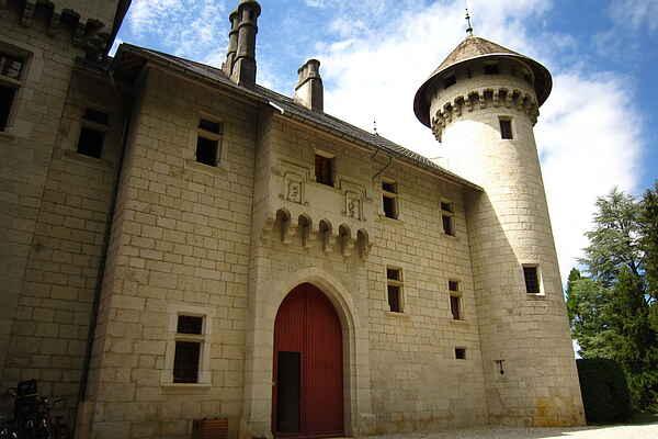 Slot i Serrières-en-Chautagne