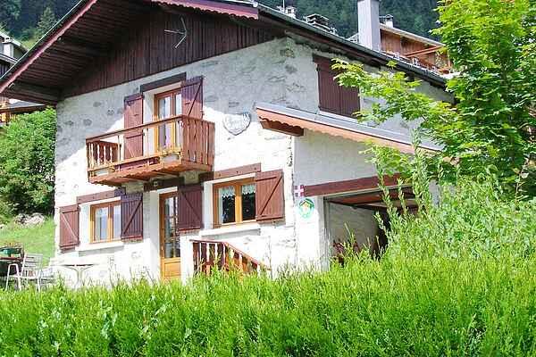 Hytte i Bozel