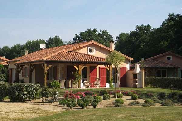 Villa i Vasles