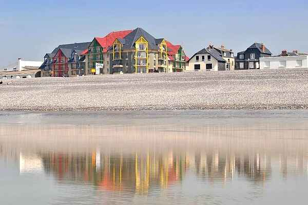 Ferielejlighed i Cayeux-sur-Mer