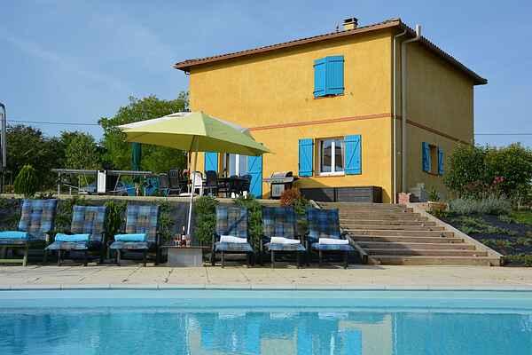 Villa i Lafrançaise