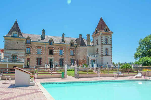 Schloss in Valence