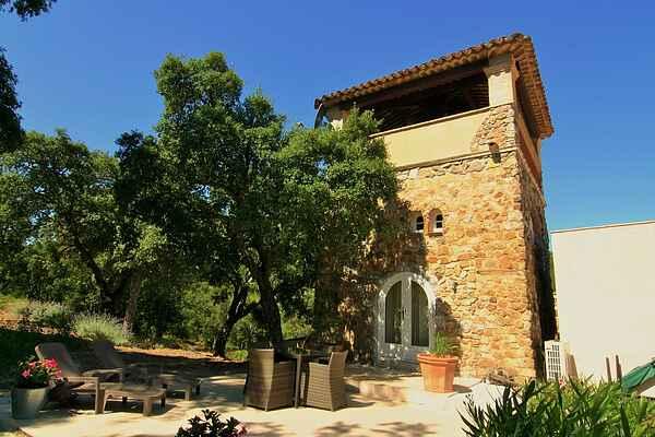 Villa i Le Plan-de-la-Tour