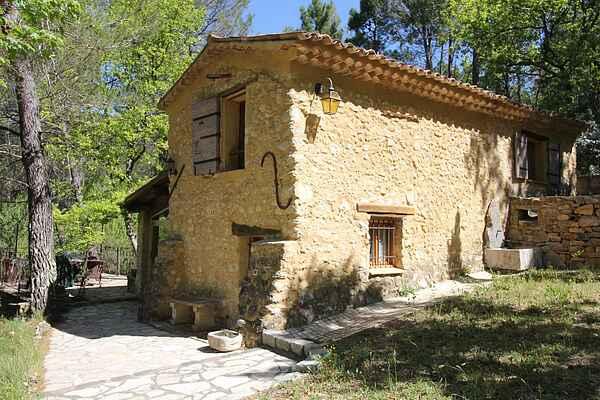 Sommerhus i Barjols
