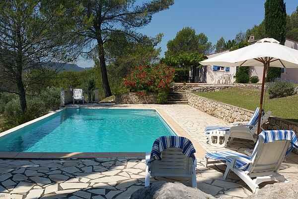 Villa i Villecroze