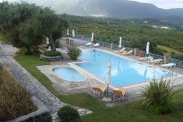 Ferielejlighed i Corfu