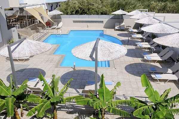 Apartment in Elounda