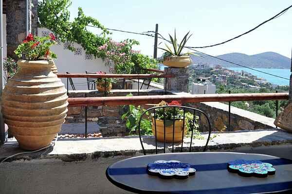 Sommerhus i Epano Elounda