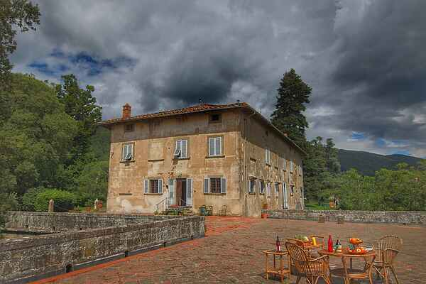 Farmhaus in Firenze