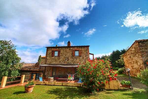Farmhaus in Castiglione d'Orcia