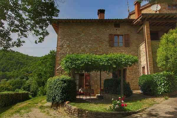 Farmhaus in Monte Santa Maria Tiberina