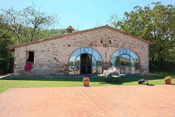Landhaus in Todi