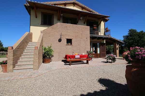 Herregård i Montefiascone