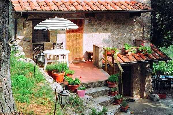 Ferienhaus in Casoli