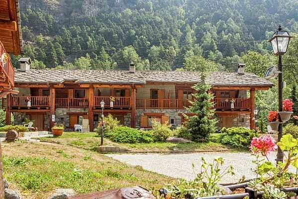 Appartamento in Antey-saint-andrè