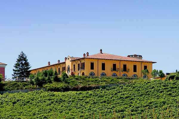 Herregård i Nizza Monferrato