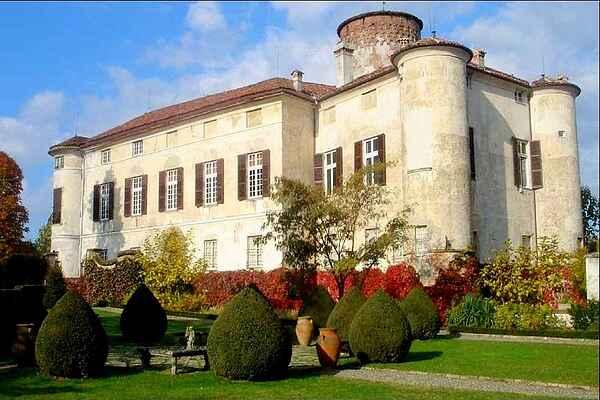 Slot i Rocca Grimalda
