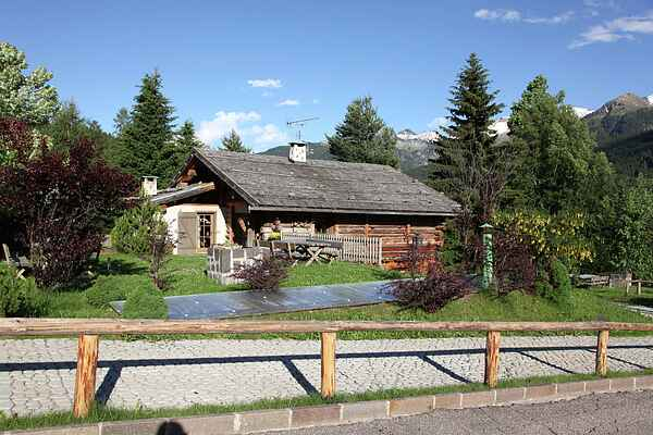 Landhaus in Bellamonte
