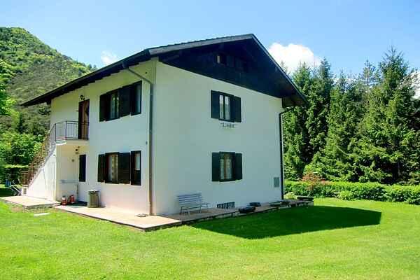 Ferienhaus in Ledro