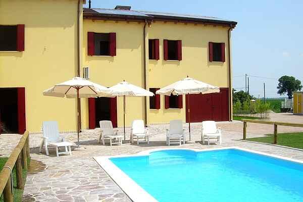 Sommerhus i Ariano nel Polesine