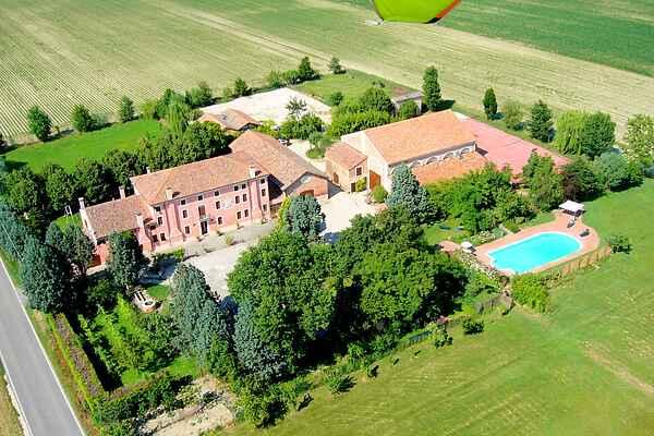 Gårdhus i Pontecchio Polesine