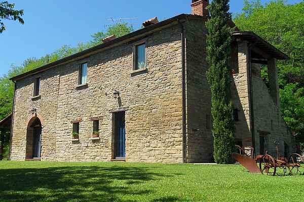 Sommerhus i Modigliana