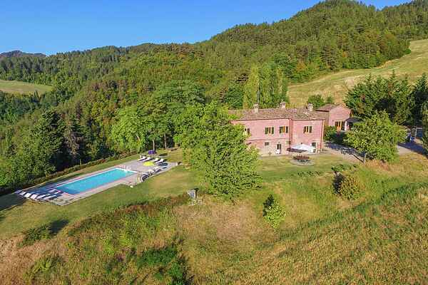 Villa i Casa Ottignana