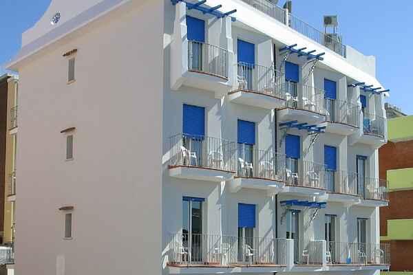 Lägenhet i Rimini