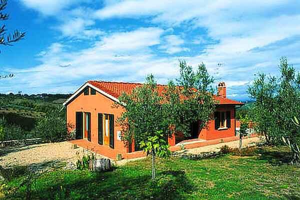 Sommerhus i Montespertoli