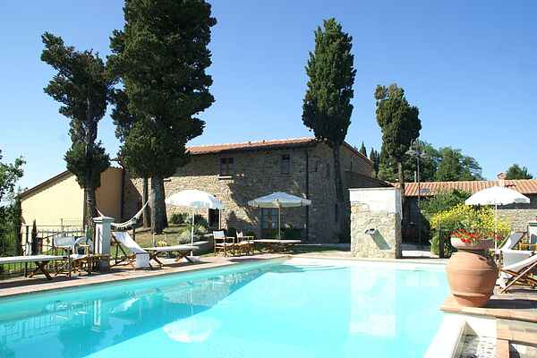 Holiday home in Montecarelli