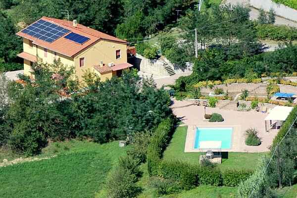 Sommerhus i Massarella