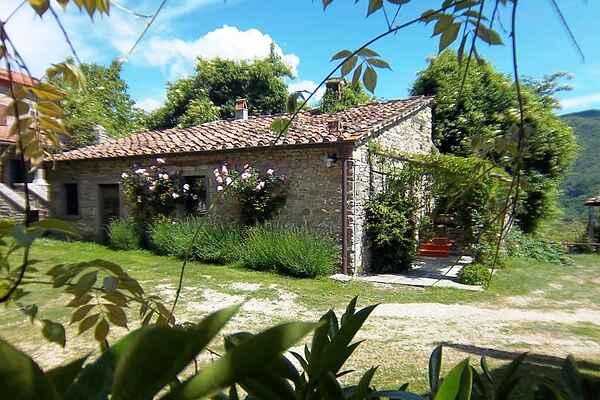 Sommerhus i Il Castagno D'Andrea