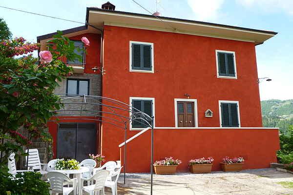 Villa i Marliana