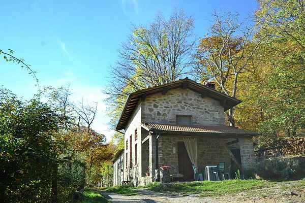 Ferienhaus in San Marcello Pistoiese