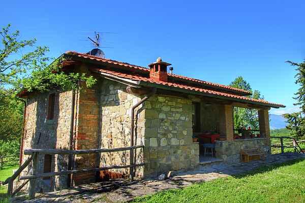 Sommerhus i Ortignano Raggiolo