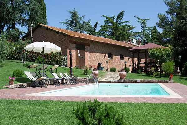 Casa vacanze in La Villa-Farneta